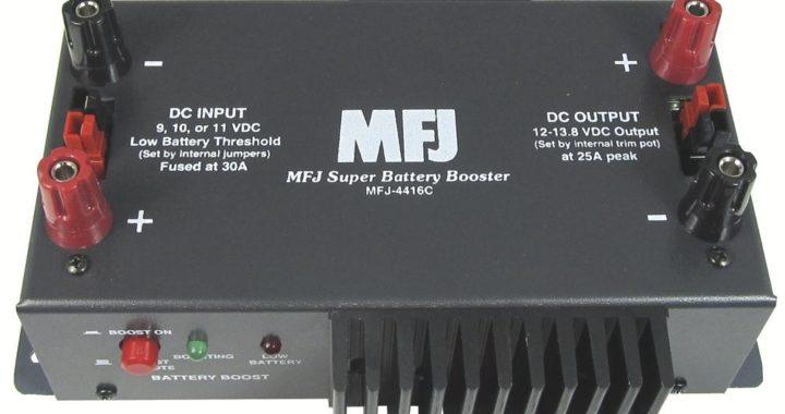 Super Battery Booster MFJ-4416C