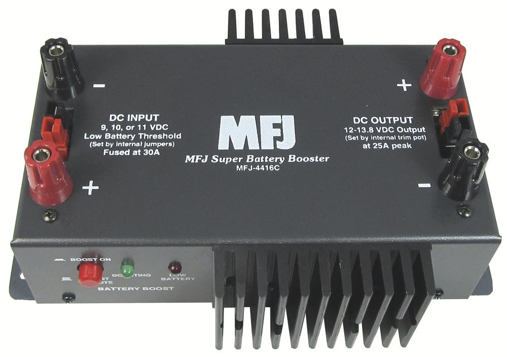 Super Battery Booster MFJ-4416C