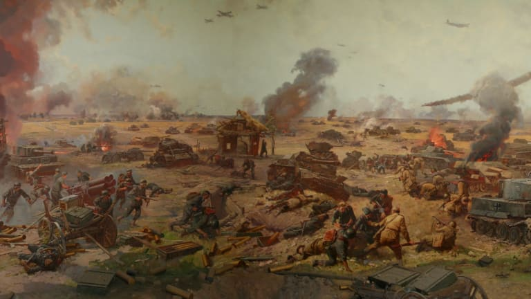 77 anniversary of the battle of Kursk