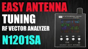 Antennas Tuning – VNA N1201SA