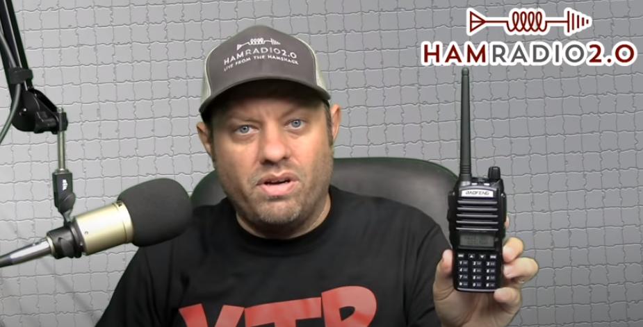 Baofeng UV-82×3 Triband Ham Radio Review and Power Testing