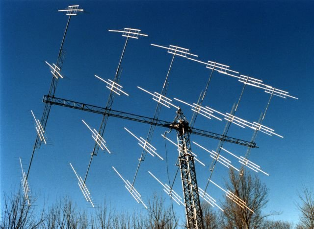 Russian Radio Communications Championship on VHF on September 5-6, 2020