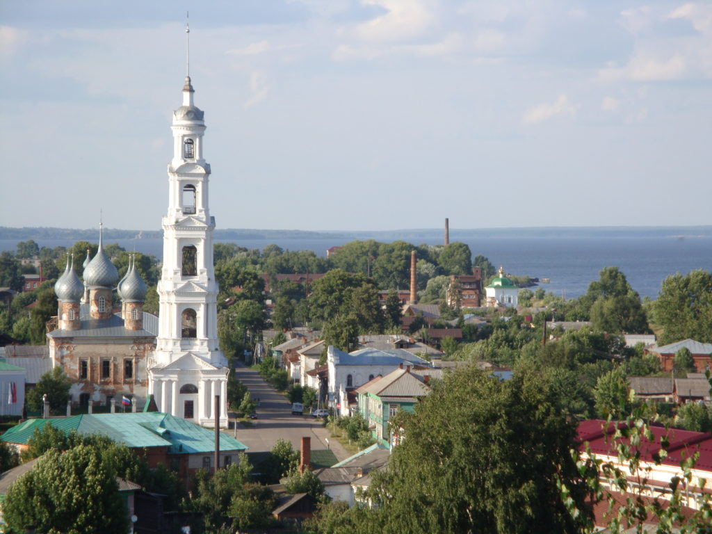 Yuryevets RDA IV-30 - in the air of small cities of Russia from 14 to 16 August 2020