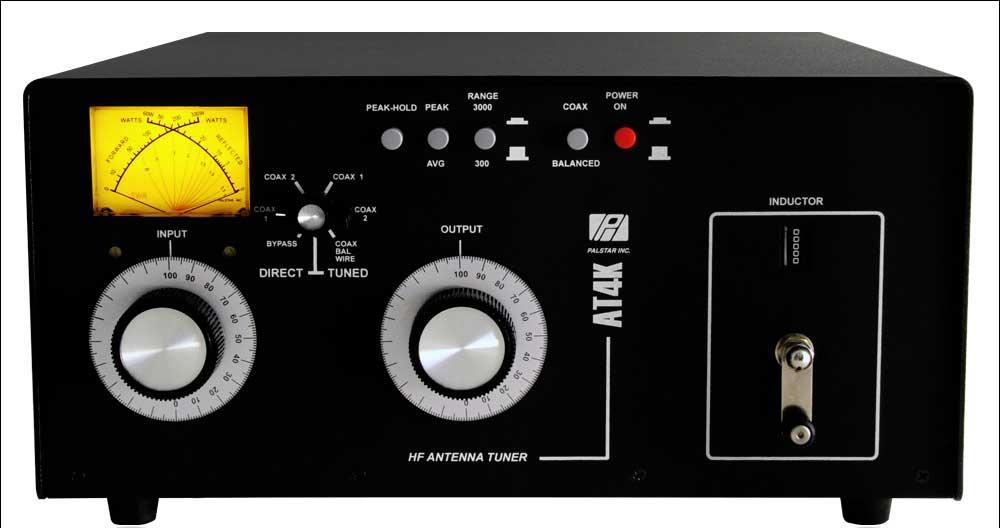 How To Use A Ham Radio Manual Antenna Tuner