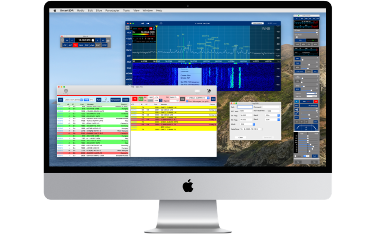 SmartSDR for your Mac