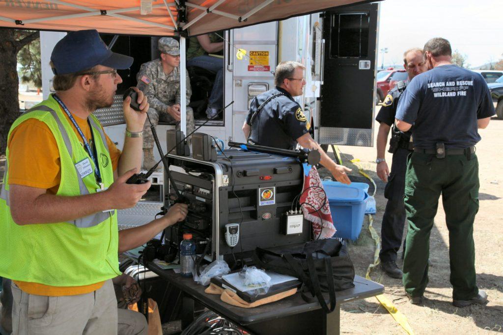 Amateur Radio Volunteers Prepare to Greet Dangerous Hurricane Laura