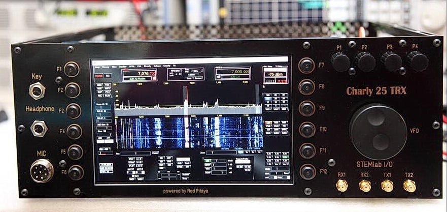 Charly25 SDR Radio