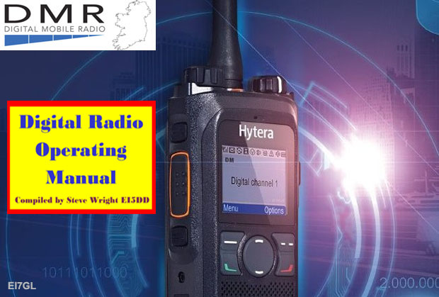 Digital Radio Operating Manual by Steve Wright, EI5DD