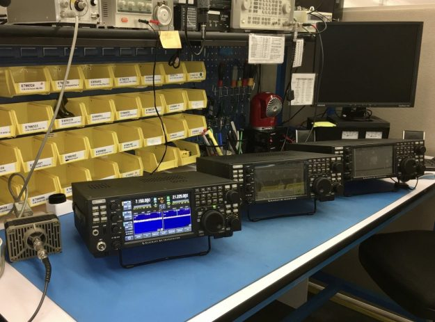 New Elecraft K4s in production
