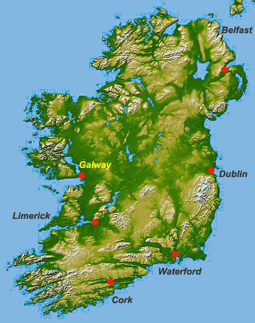 Update on the 70 MHz Gateway in Galway
