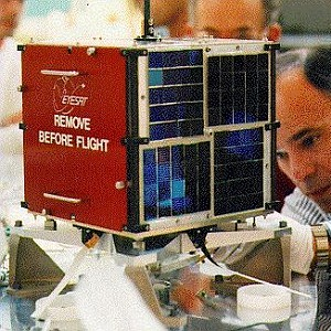 AO-27 satellite