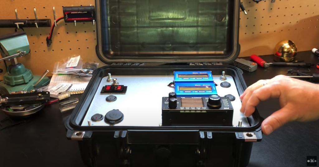 Xiegu G90 Go Box/Solar Generator Build Tutorial
