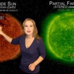 A Snake-like Filament Erupts while a Solar Storm Rages | Space Weather News
