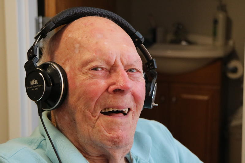 Oldest Known US Radio Amateur Cliff Kayhart W4KKP SK at 109