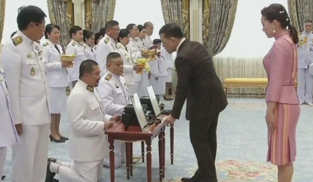 King Vajiralongkorn receives ham radio callsign HS10A