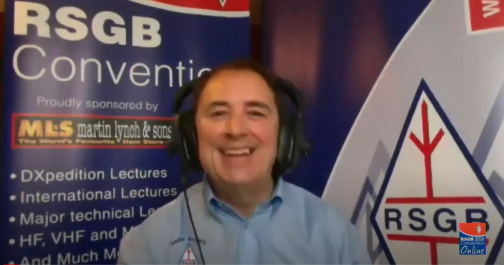 Videos from the 2020 RSGB Convention
