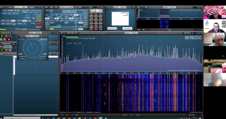 Video: Mid-Ulster ARC lecture on the SDRPlay receivers