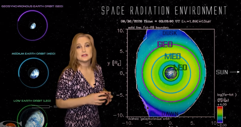 A Bright Region Leaves & Solar Storm Wanes with a Mini-Storm Kiss