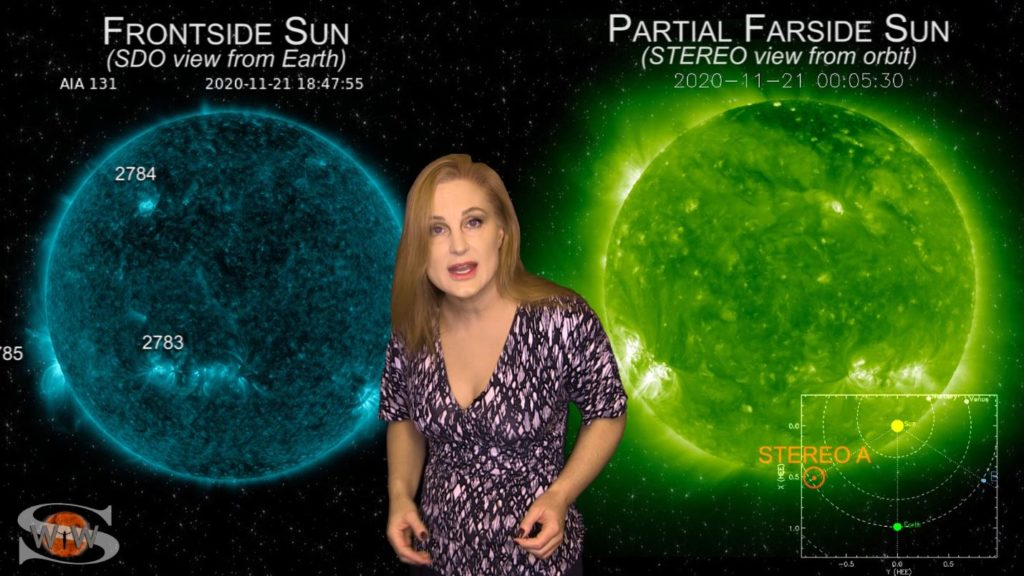 Solar Flux Hits New High & Big Flares Possible Now | Space Weather News