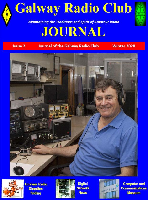 Galway Radio Club Newsletter - Issue 2 - Winter 2020