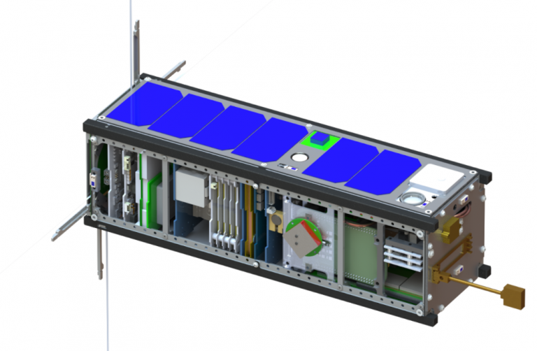 Neutron-1 CubeSat Scheduled for Deployment on November 5. Other Sats Pending