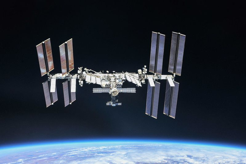 The construction of a space control station will be completed in Crimea