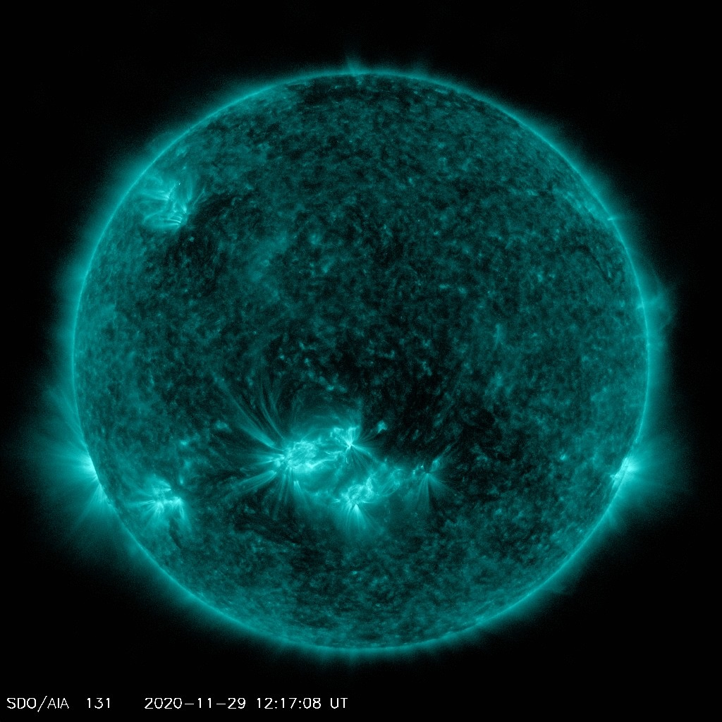 Major Solar Flare in 3 years!