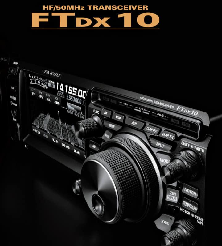 YAESU FTDX10 Review