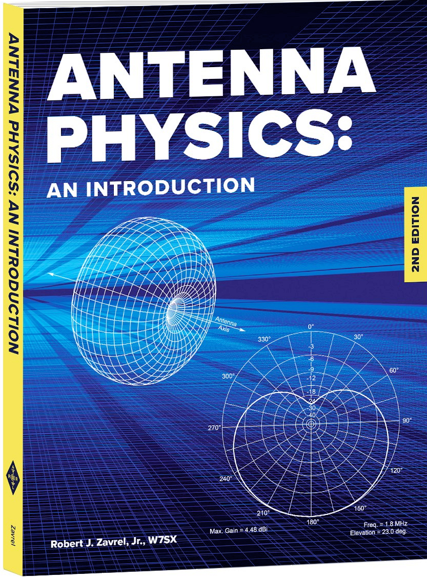 New Antenna Physics Book from ARRL
