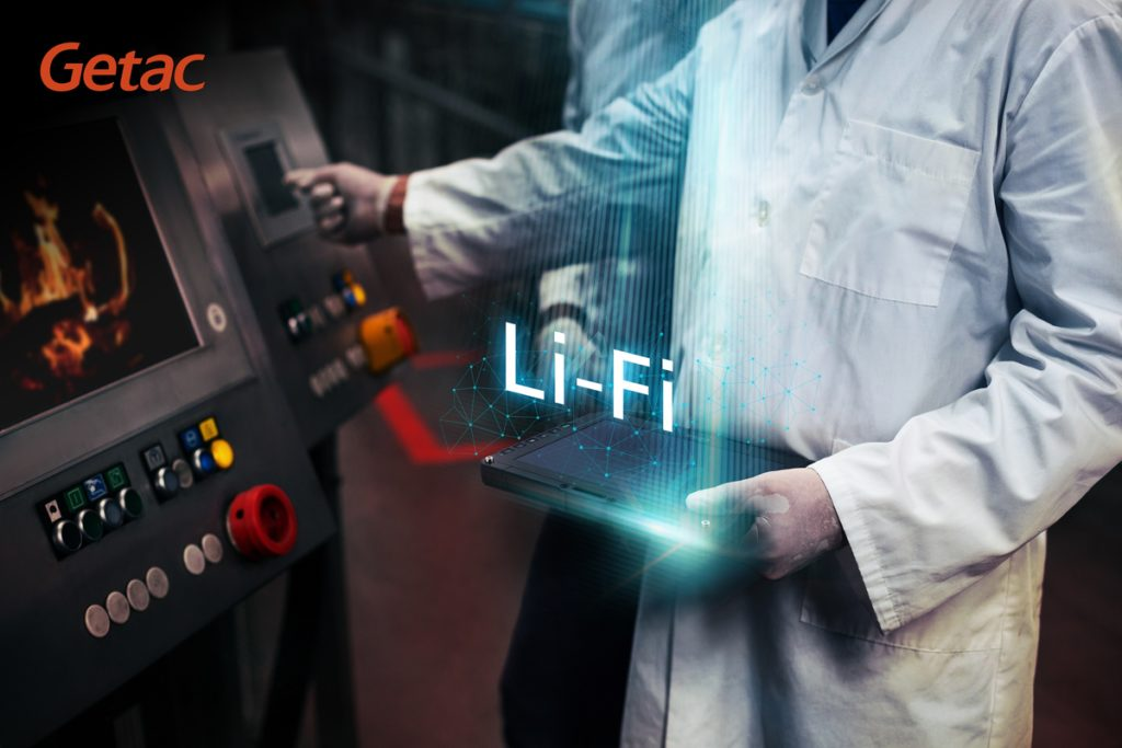 Getac Brings LiFi Technology to Rugged Mobile Computing Market ...