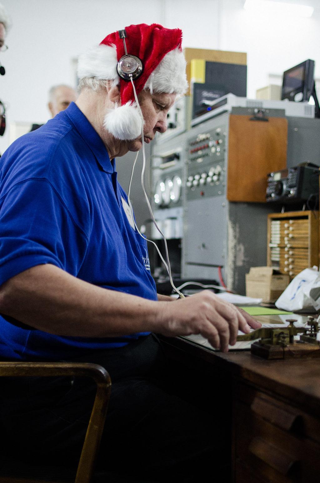 SAQ Alexanderson Alternator Christmas Eve Transmission Cancelled