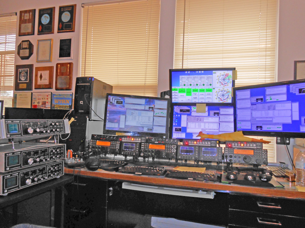 The ARRL RTTY Roundup is on January 2 – 3