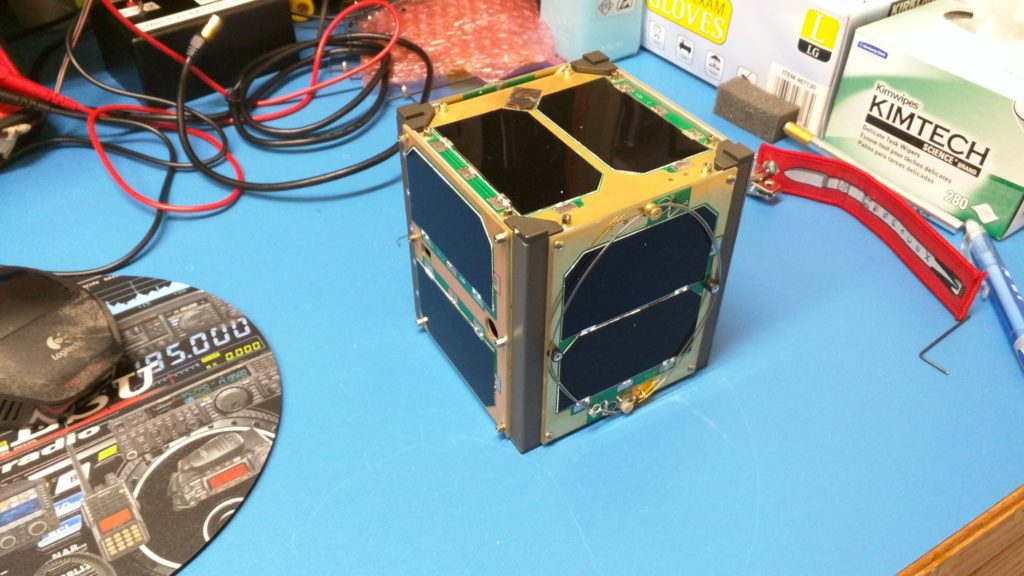 Launch Window for AMSAT's RadFxSat-2 / Fox-1E Opens on December 19