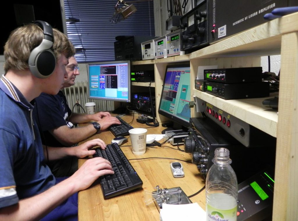 Germany: Temporary license for 160m ham radio band extended