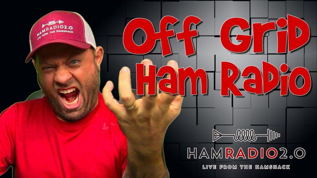 Best Handheld Ham Radio for Off-Grid
