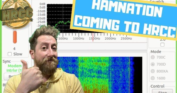 Hosting HamNation & FreeDV Digital Voice Over HF