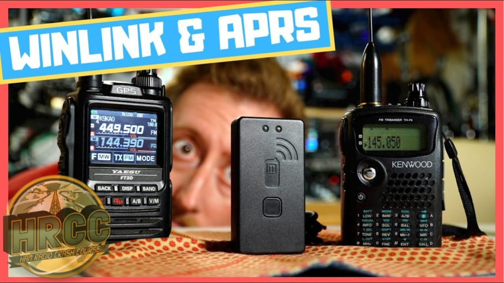 Turn a Cheap Ham Radio Into An APRS & WinLink Transceiver
