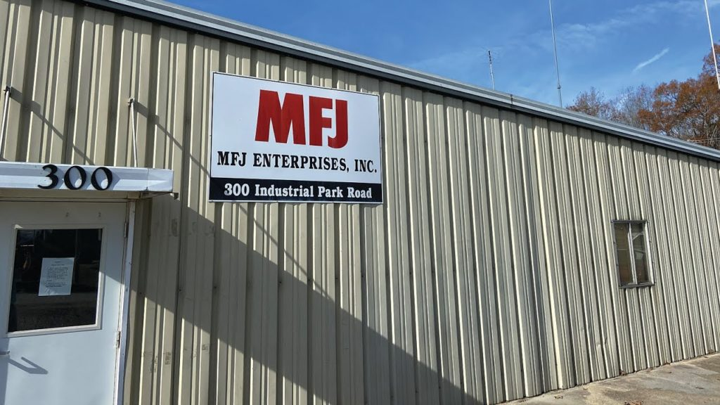 """""""A Day At MFJ."""" How Their Products Are Made And How Quality Is Job"""
