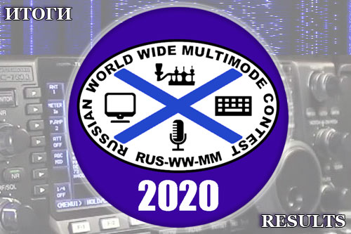 Results of the Russian WW MultiMode Contest 2020