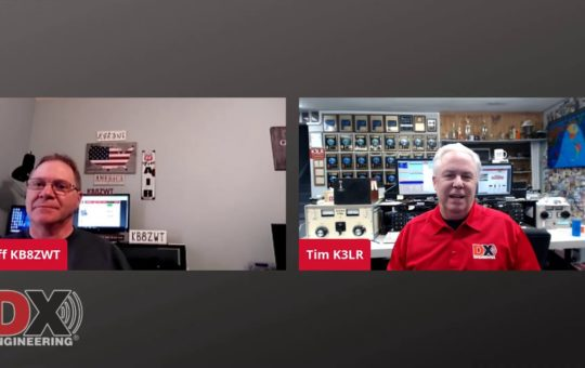HF Antennas for Beginners: Tuesdays with Tim and Jeff