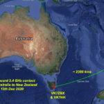 New 2380km record on 2.4 GHz between Australia and New Zealand