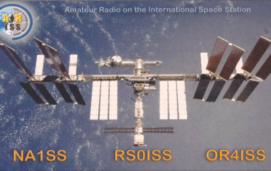 What is keeping the NA1SS amateur station off the air?
